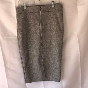 Torrid Long Straight Skirt 00 NWOT